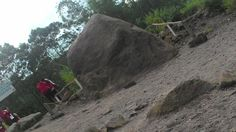 Batu Alien - Merapi Mount