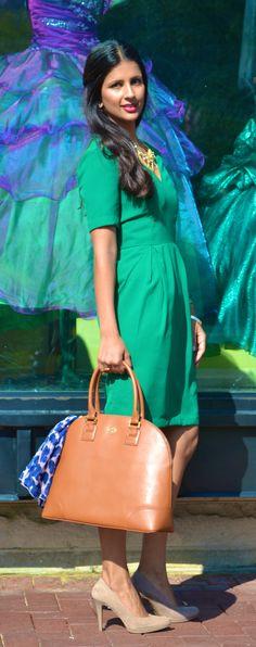 Green and Ladylike    www.lovezahra.com