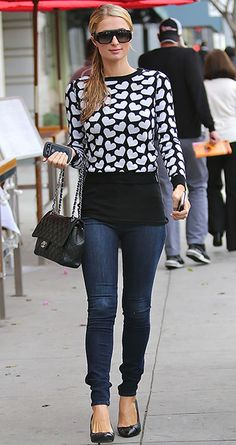 Paris Hilton Beautiful Paris, I Love Paris, 90s Fashion, High Fashion, Autumn Fashion, Club Style, My Style, Mercedes Benz, Welcome To Paris