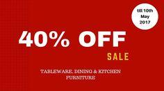 http://www.clicknbuyaustralia.com/ Tableware Dining Kitchen Furniture $40% OFF SALE Australia Sydney Perth Shopping Tasmania Victoria NSW Melbourne Newcastle