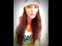 Packer Parody of 'Royals' By Lorde - YouTube - I'm not a big Packers fan, but I appreciate her team spirit.  Now we need someone to do this for the Saints. Who Dat?!