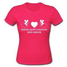 t shirt saint valentin - tee shirt saint valentin