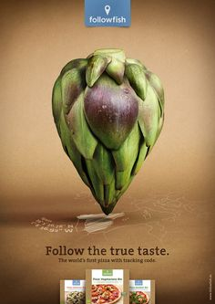 followfish: Artichoke.