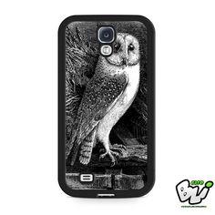 Owl Samsung Galaxy S4 Case