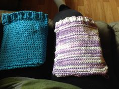 Two more finished bibs