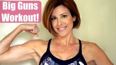 I get tons of questions about how I keep my arms toned and tight when I wear sleeveless outfits in my videos, so we're headed back to the gym with Paul to sh...