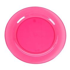 Mozaik pack of six pink plates in pink (also in blue), £6, Debenhams
