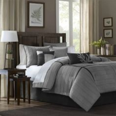 Relaxing bedroom on pinterest pillow covers master bedrooms and cushion covers Master bedroom with espresso furniture
