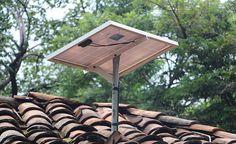 Honduras: 330 familias beneficiadas con programa de energía solar Alrededor de 330 familias de cuatro comunidades de la parte alta del departamento de Choluteca, resultaron beneficiadas con sistemas fotovoltaicos que mejoran el nivel de vida como parte de la política nacional y Plan de Todos para una Vida Mejor que lidera el Presidente Juan Orlando Hernández. http://www.latribuna.hn/2016/10/20/330-familias-beneficiadas-programa-energia-solar/