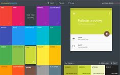 9 Useful Tools for Creating Material Design Color Palettes