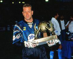 Andreas Köpke. OM Saison 1996-1997.