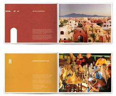 Here are 30 excellent brochure design examples for your inspiration. Includes…