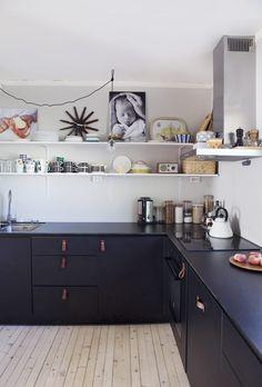 Hjemme hos Anne-Line Bakken