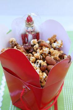 Easy Homemade Food Gift: Holiday Cracker Jacks - Ingredients, Inc.