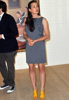 Carlota Casiraghi, Exposicion MBE en el Villa SauberMuseum, 2010