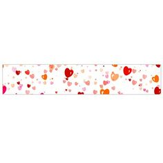 Heart 2014 0603 Flano Scarf (Large)