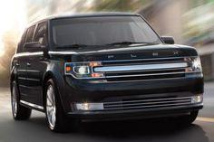 2013 Ford Flex Limited Wagon Exterior