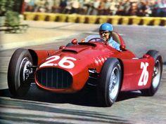 Ferrari Lancia D Maserati Vintage Cars Vintage Racing Vintage Photos