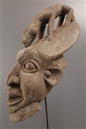 Masque Bamoun Ngoin - Art africain