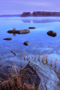 dreamy sunrise - Falun, Dalarna