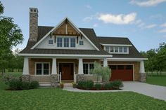 The Red Cottage Floor Plans, Home Designs, Commercial Buildings, Architecture, Custom Plan Design - The Independence Bungalow Craftsman Cottage, Craftsman Style House Plans, Craftsman Bungalows, Craftsman Homes, Cottage Floor Plans, Cottage Plan, House Floor Plans, Red Cottage, Cottage Homes
