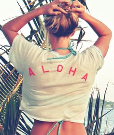 The Aloha Shirt.