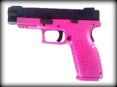 Pink Guns are Just the Beginning