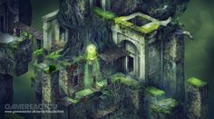 pavilion isometric indie game - Google Search