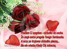 Moje serce pragnie miłości Motto, Facebook, Mottos