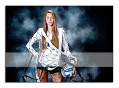 Carlisle High School 2014 volleyball player