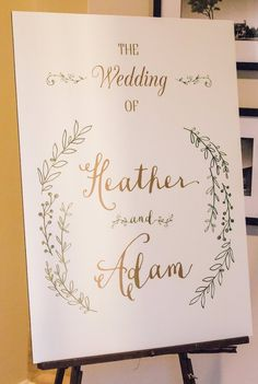 photo: VUE Photography; Wedding ceremony stationery