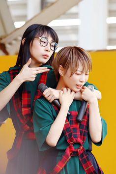 """モモコグミカンパニーさんのツイート: """"… """" Body Farm, Japanese S, Concrete Jungle, Alter, Girl Group, Group Photos, Idol, Punk, Brand New"""