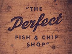 The Perfect Fish & Chips