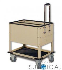 Techno-Aide - 47AC - Short Activity Cart
