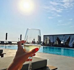 Cheers to another amazing day in Mykonos! Lux Hotels, Mykonos Hotels, Setting Goals, Cheers, Photography Ideas, Alcoholic Drinks, Boutique, Day, Building