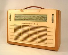 Philips L3X72T Medium Waves, Short Waves, Radios, Poste Radio, Old Time Radio, Transistor Radio, Ali, Retro Vintage, Sons