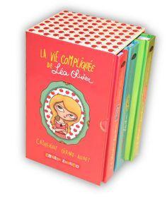 La vie compliquée de Léa Olivier Books To Buy, Romans, Girls, Book Markers, Olive Tree, Books To Read, Little Girls, Daughters, Maids