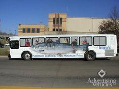 Full Bus Wrap for Bigg's