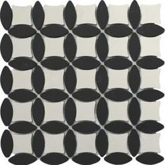 Mortise Clay Mosaic Tiles