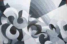 Olieverf schilderij, abstracte kunst zwart-wit. Sonic The Hedgehog, Artwork, Fictional Characters, Work Of Art, Auguste Rodin Artwork, Artworks, Fantasy Characters, Illustrators