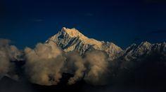 The Kanchenjunga Rises by Vishwa Kiran on 500px