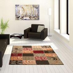 Der Einzigartige Alisha Teppich Erstrahlt In Allen Farben Sie Werden Dieses Lebendige Dynamische Und Mehrfarbige Design Lieben Ist F