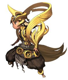 Hyung Tae Kim character design from Blade and Soul