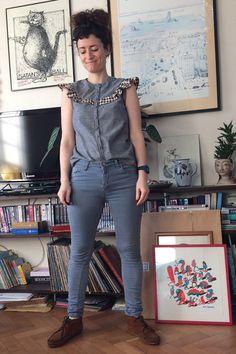 Suzon Shirt Republique du Chiffon - Snitches Get Stitches