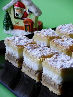 Recepti iz moje bilježnice: Pita sa sirom i orasima Torte Recepti, Kolaci I Torte, Best Lemon Bars, Cookie Recipes, Dessert Recipes, Cake Slicer, Croatian Recipes, Best Food Ever, Little Cakes