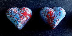 TWO HEARTS…Red Splash www.alicebenteychocolates.com