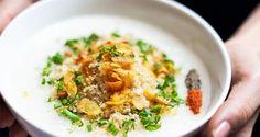 Rijstsoep met kip (Chao ga) - Recept | VTM Koken