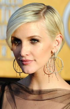 ashlee simpson short blonde hair - Google Search
