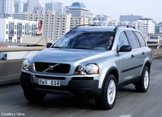 Safe, but also roomy and, yes, sexy, Volvo's new 2003 XC 90 is going to give Lexus and BMW a run for their money.