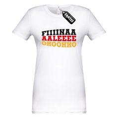 Finale - Fussball WM Frauen T-Shirt
